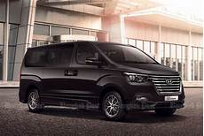 2018 hyundai h1 and starex facelift thai prices and specs