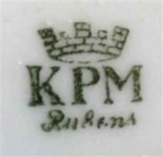 kpm porzellan wert porzellanmarken bestimmen mit der sammler