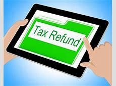 tax refund estimator 2020