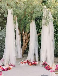 10 creative ways to use fabric in your wedding wedding