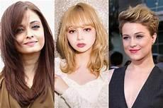10 Inspirasi Gaya Rambut Untuk Wanita Dengan Wajah Bulat