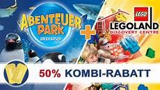 Park Rabatt - legoland und abenteuer park 2014 oberhausen kombi ticket