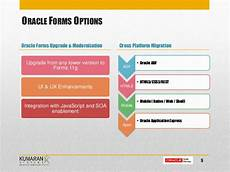 oracle forms stay or move webinar by kumaran systems