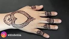 Gambar Henna Tangan Untuk Lebaran