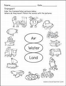 transportation worksheets for pre k 15224 transportation forms worksheets for preschools