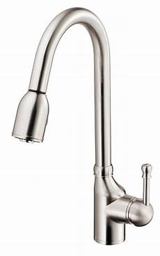 danze kitchen faucet danze d457015ss single handle pull kitchen faucet stainless steel ebay