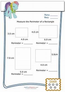 measuring perimeter worksheets grade 4 1812 measure perimeter worksheet rectangle 1 kidspressmagazine