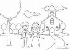 Ausmalbilder Hochzeit Wedding Coloring Book Wedding Favor Wedding