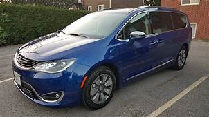 Review 2018 Chrysler Pacifica Hybrid Limited – WHEELSca