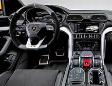 Lamborghini Urus Interior Motor Trader Car News