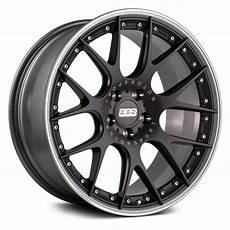 bbs felgen schwarz bbs 174 ch r ii wheels satin black with polished stainless