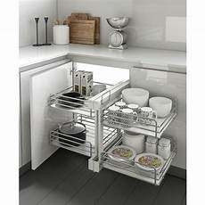 meuble d angle cuisine panier coulissant 838 compact pour meuble d angle ellite inoxa bricozor