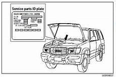 small engine repair manuals free download 1998 isuzu amigo seat position control repair manuals isuzu trooper 1998 2002 workshop manual
