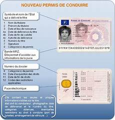comment avoir numero de dossier permis nouveau permis explicatif