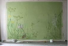 deco malerei wandbespannung atelier wandlungen berlin kinderzimmer