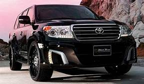 2018 Toyota Land Cruiser Model Redesign Price And