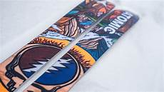 Now Available The Grateful Dead Atomic Bent Chetler Skis