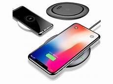 baseus wireless qi charger ladestation f 252 r iphone x xs max