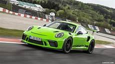 2019 porsche 911 gt3 rs color lizard green front