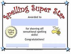 check out our spelling super star award super teacher