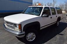 how do cars engines work 1999 chevrolet 2500 navigation system buy used 1999 chevy k2500 3 4 ton suburban with 20 000 miles on engine and trans in northbrook