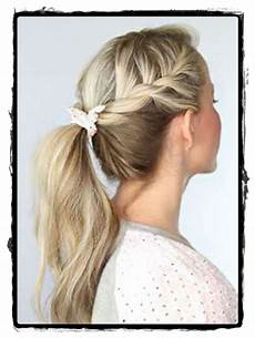 beautiful simple hairstyles for school cute in