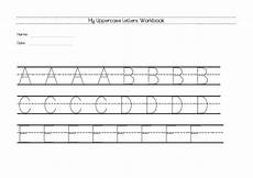 free uppercase letters worksheets the resources of islamic homeschool in the uk