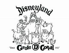 petting zoo animals coloring pages 17213 disneyland s circle d corral since 1955 coloring page handed out at big thunder ranch petting