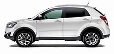 car pictures list for ssangyong korando 2018 4wd uae