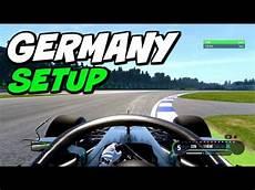 F1 2018 Germany Hotlap Setup 1 10 121