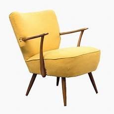 gelber sessel designer sessel kaufen bei pamono