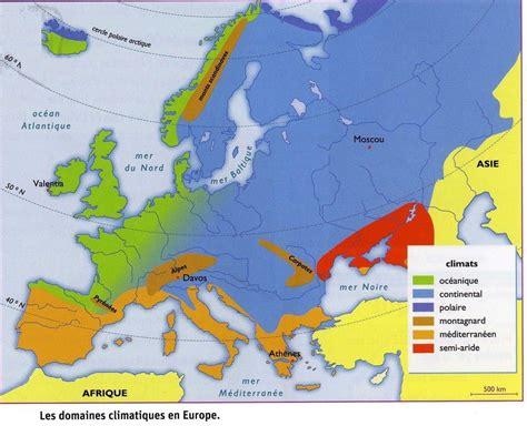 Climat En Europe