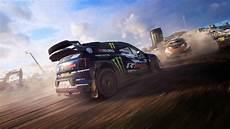 dirt rally 2 0 gameplay teased in dev diary team vvv