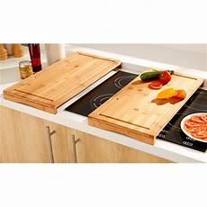 protection plaque de cuisson induction 81733 plaques de protection bambou temps l