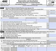 tax forms archives depreciation guru