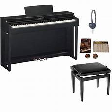 yamaha clp625b digital piano black package from rimmers