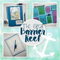 great barrier reef lapbook kit edventures at home great barrier reef learning games