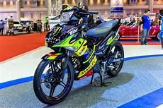 Modifikasi Mx King 150 by Modifikasi Yamaha Jupiter Mx King 150 Aka Exiter T150