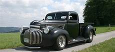 bad to the bone 46er chevrolet up vom braven