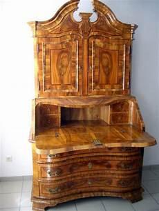 barock möbel berlin seltener dresdener barock schreibschrank um 1760 in