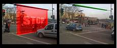 hologram traffic light cansin ozturk
