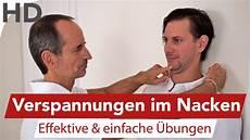 Nackenverspannung 220 Bung Gegen Verspannungen Im Nacken