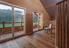ambiance int 233 rieure maison ossature bois boillod