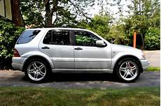 Mercedes Ml 55 Amg W163 1999 On Motoimg