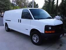 2005 Chevrolet Express Cargo  Pictures CarGurus