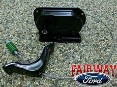 how does cars work 2003 ford f250 spare parts catalogs 97 thru 04 f 150 f150 oem genuine ford spare tire mounting hoist winch cable new ebay