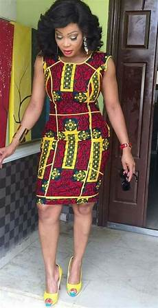 Afrikanischer Stil - the most fashionable ankara styles skirt blouse you