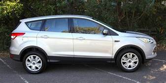 Ford Kuga Review Ambiente  CarAdvice