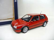 1 18 norev vw golf 3 iii gti rot limited edition 1000