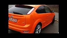 Ford Focus St 2 5 225 Hp Review Testdrive